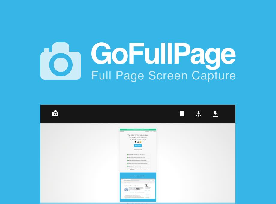 GoFullPage